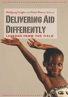 Delivering Aid Differently cover